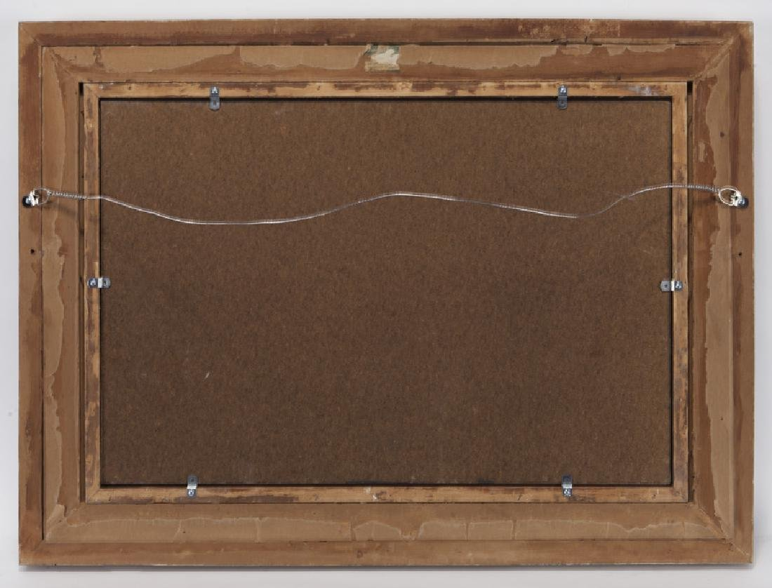 "Montague Dawson ""Untitled (Clipper)"" oil on - 5"