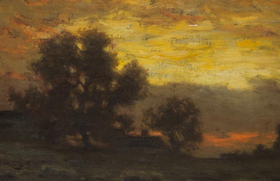 "William Crothers Fitler ""Untitled (Landscape - 3"