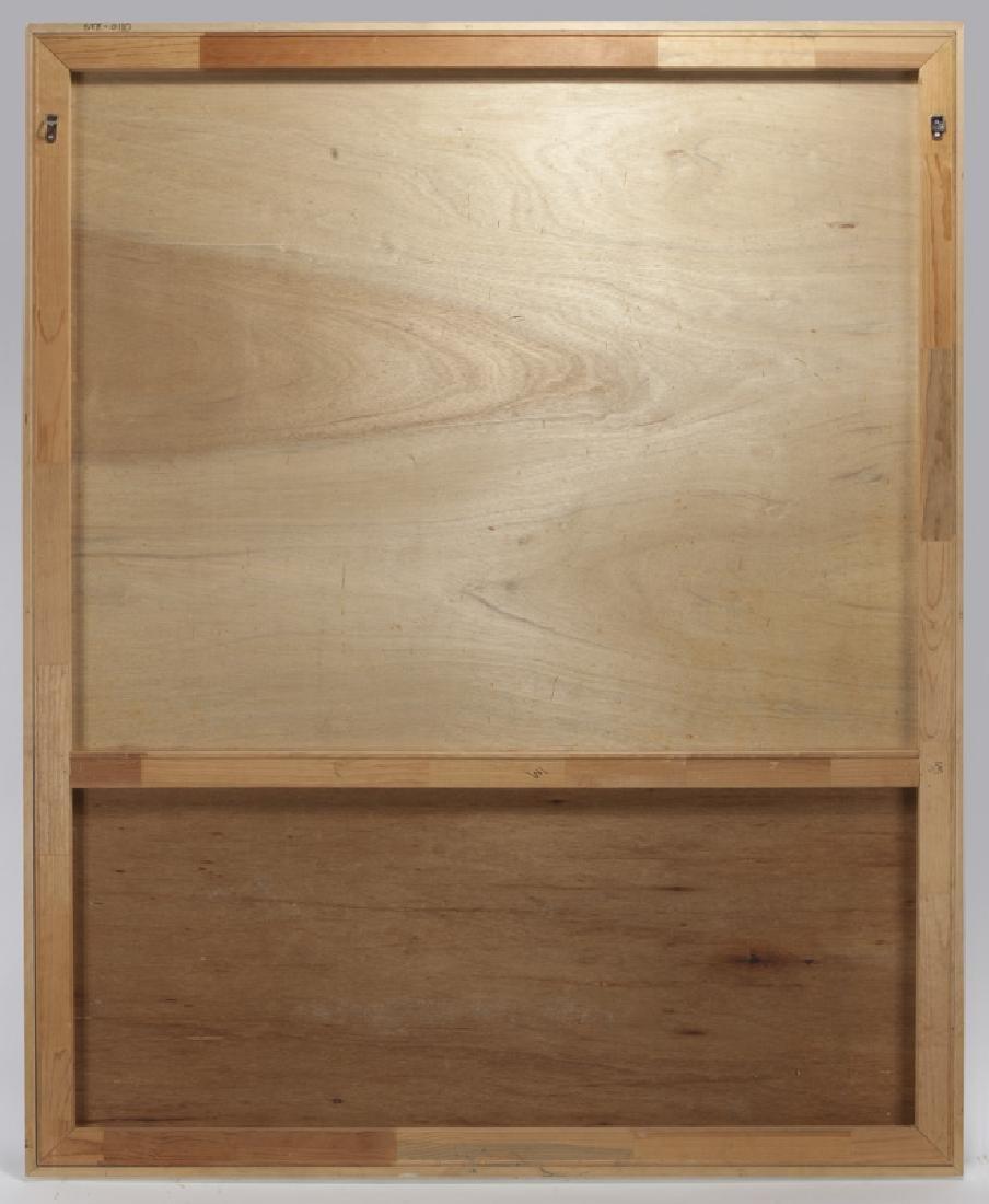 "Frank Stella ""Green Journal"" etching, screenprint, - 7"