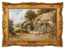 351 Robert John Hammond oil painting on canvas