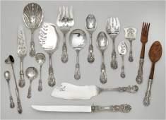 18 Reed  Barton Francis I sterling silver