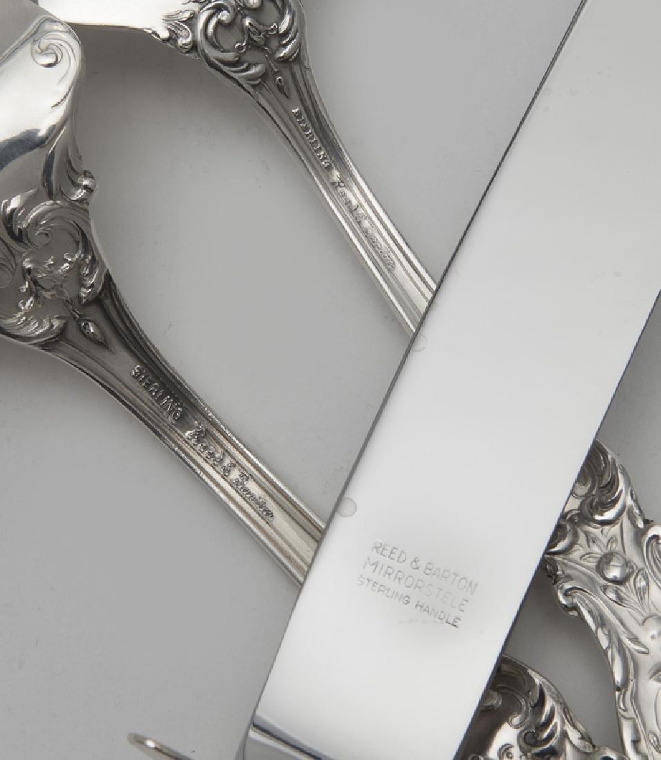 (18) Reed & Barton Francis I sterling silver - 6