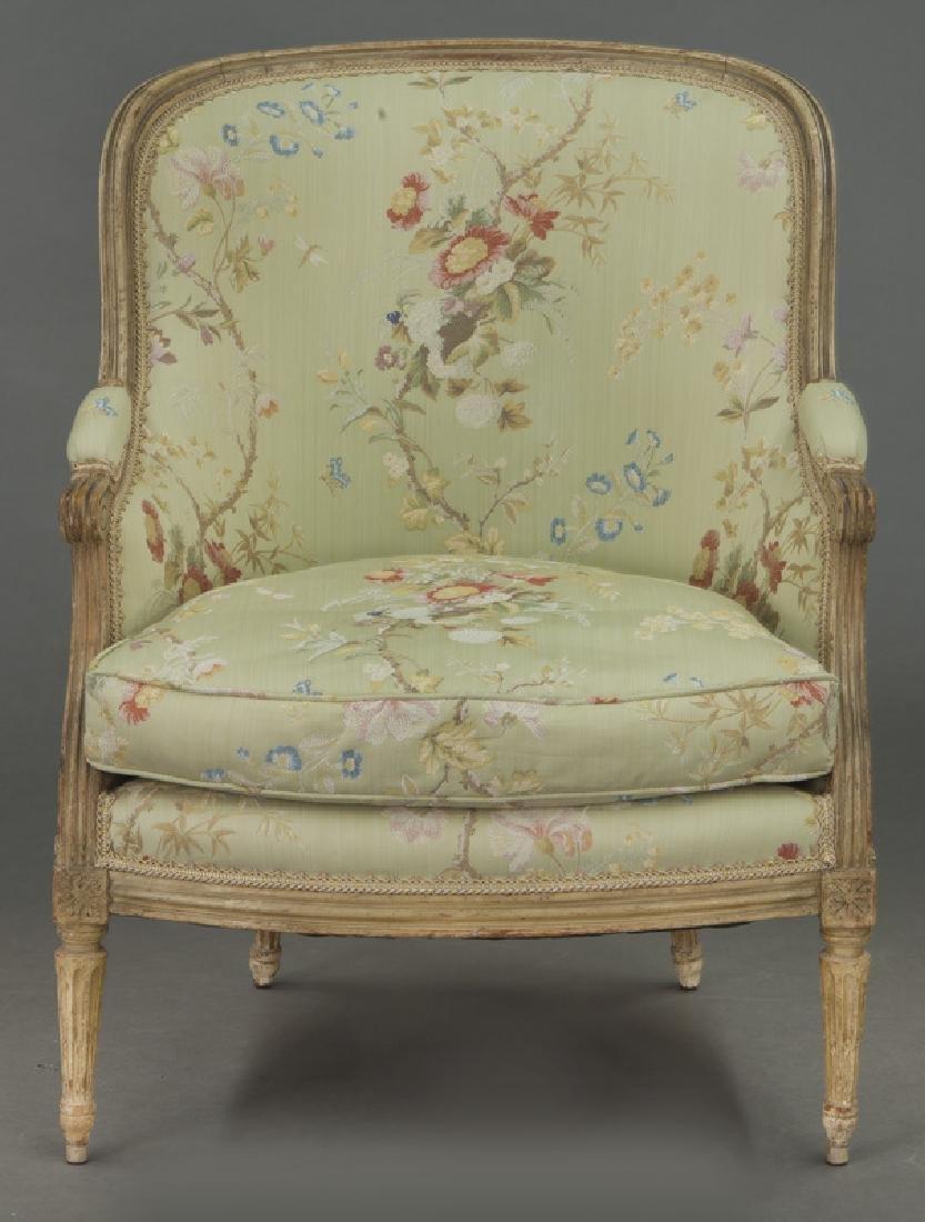 Pr. Louis XV style bergeres - 3