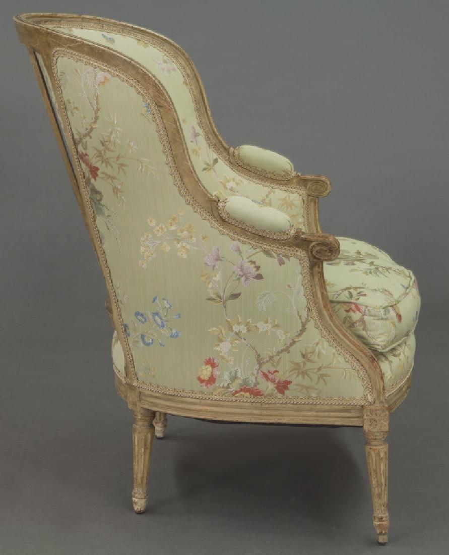 Pr. Louis XV style bergeres - 4