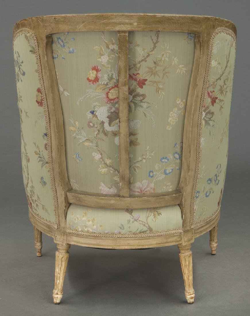 Pr. Louis XV style bergeres - 5