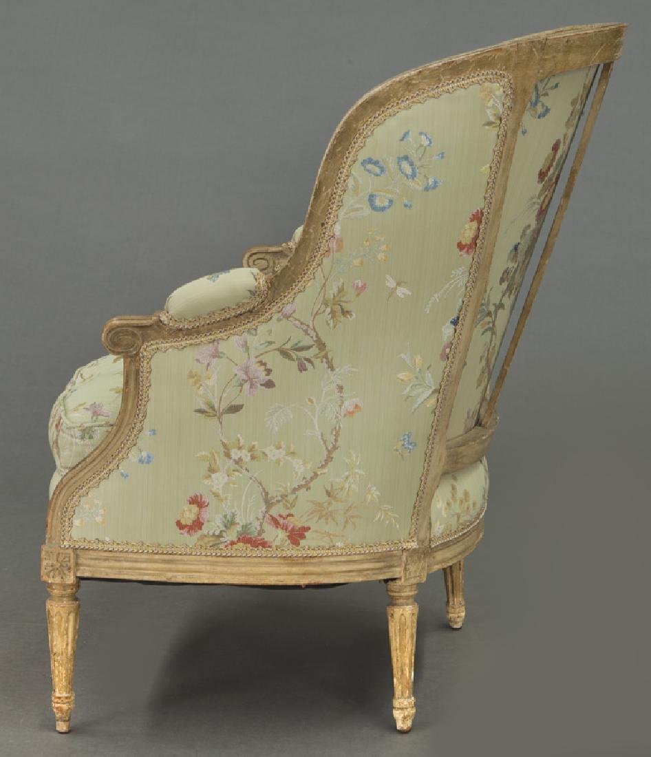 Pr. Louis XV style bergeres - 6