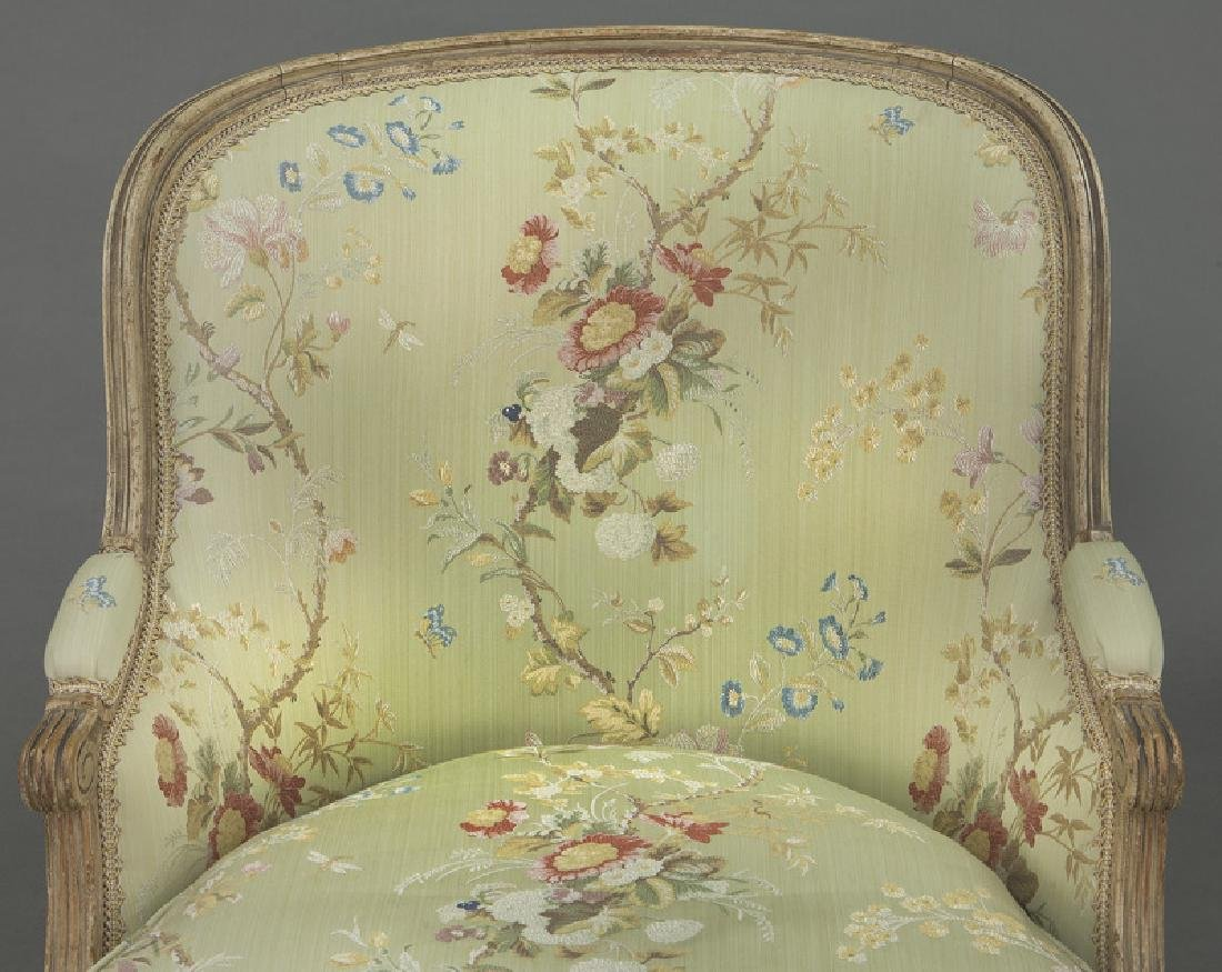 Pr. Louis XV style bergeres - 7