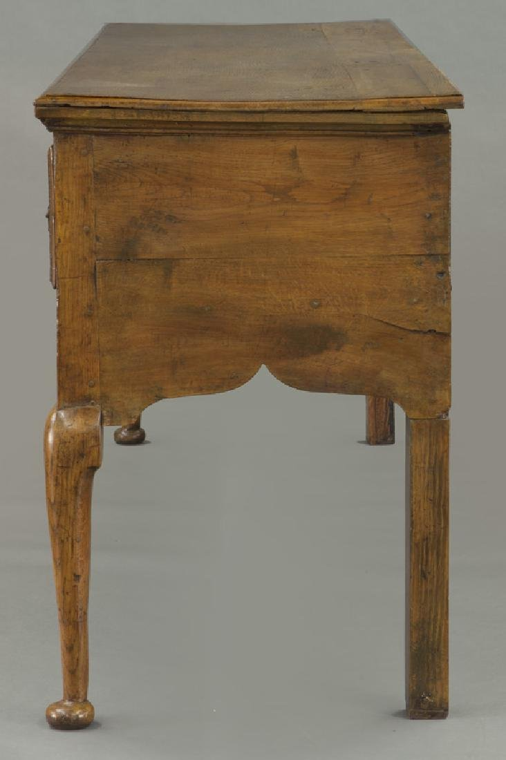 18th C. English Queen Anne style dresser base - 5