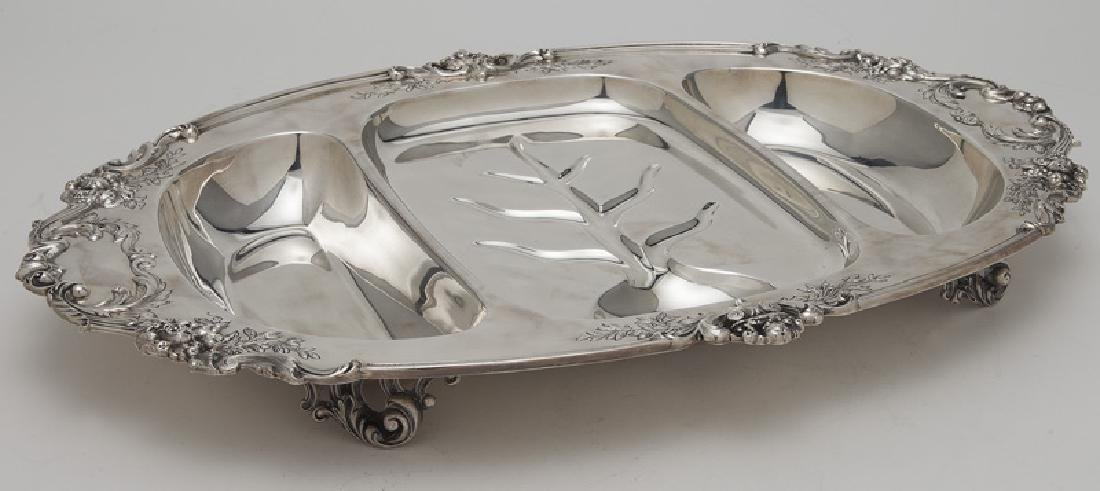 (2) Reed & Barton Francis I sterling silver - 7