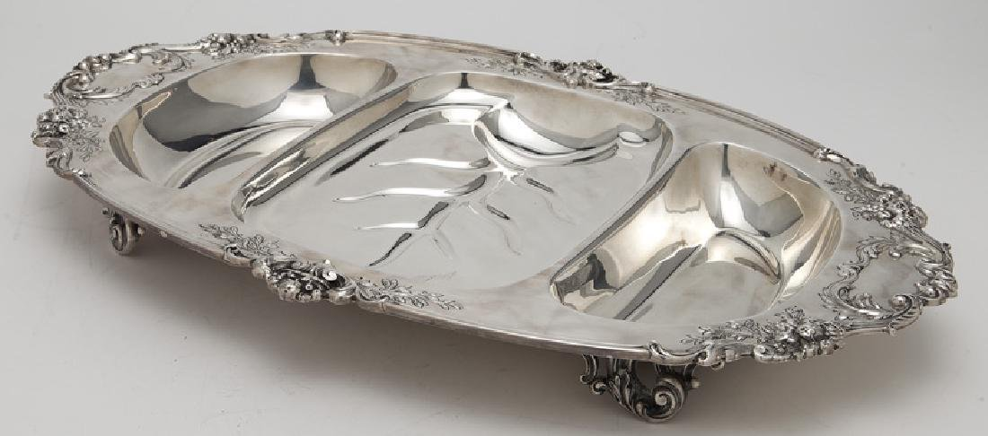 (2) Reed & Barton Francis I sterling silver - 8