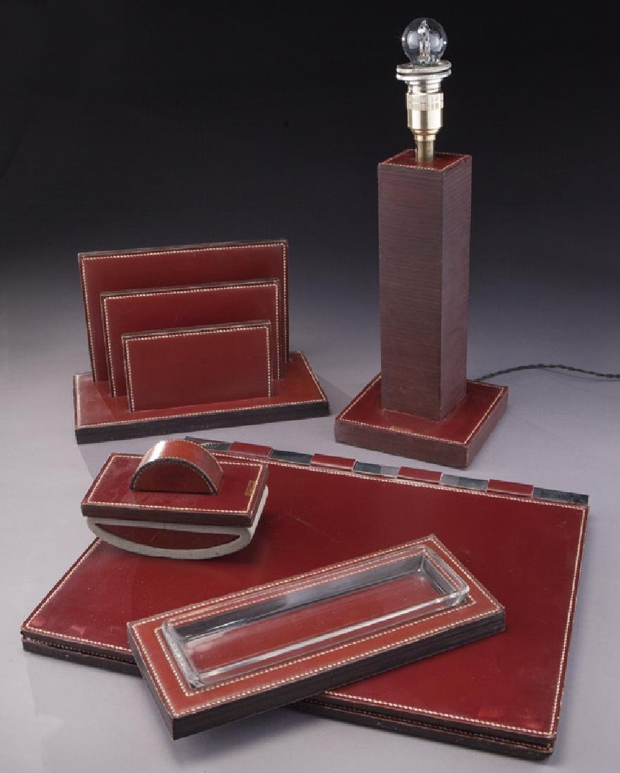 Paul Dupre-Lafon for Hermes desk set,