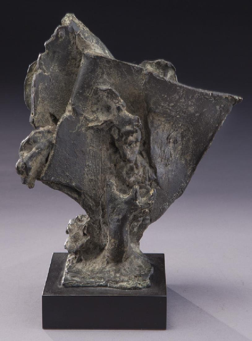 """Charles Umlauf """"Moses and the Universe (Study)"""" - 2"""