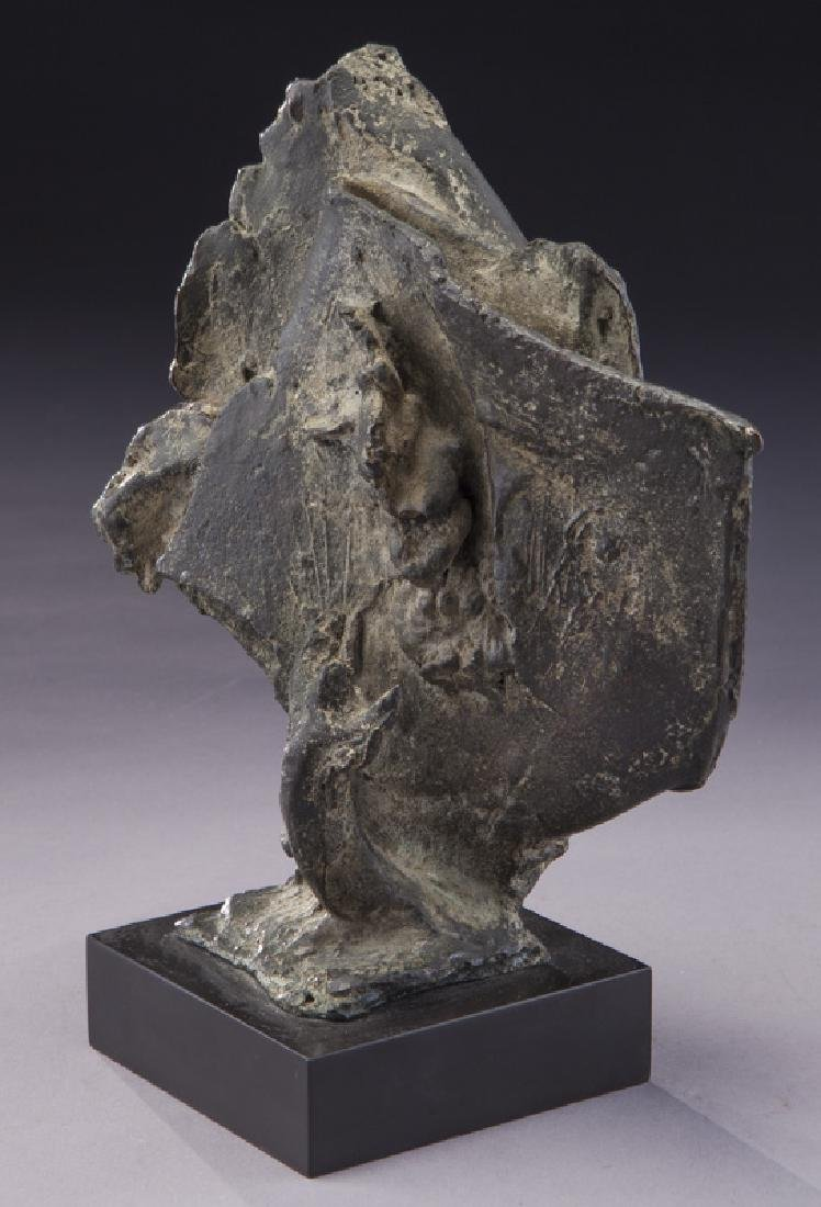 """Charles Umlauf """"Moses and the Universe (Study)"""" - 3"""