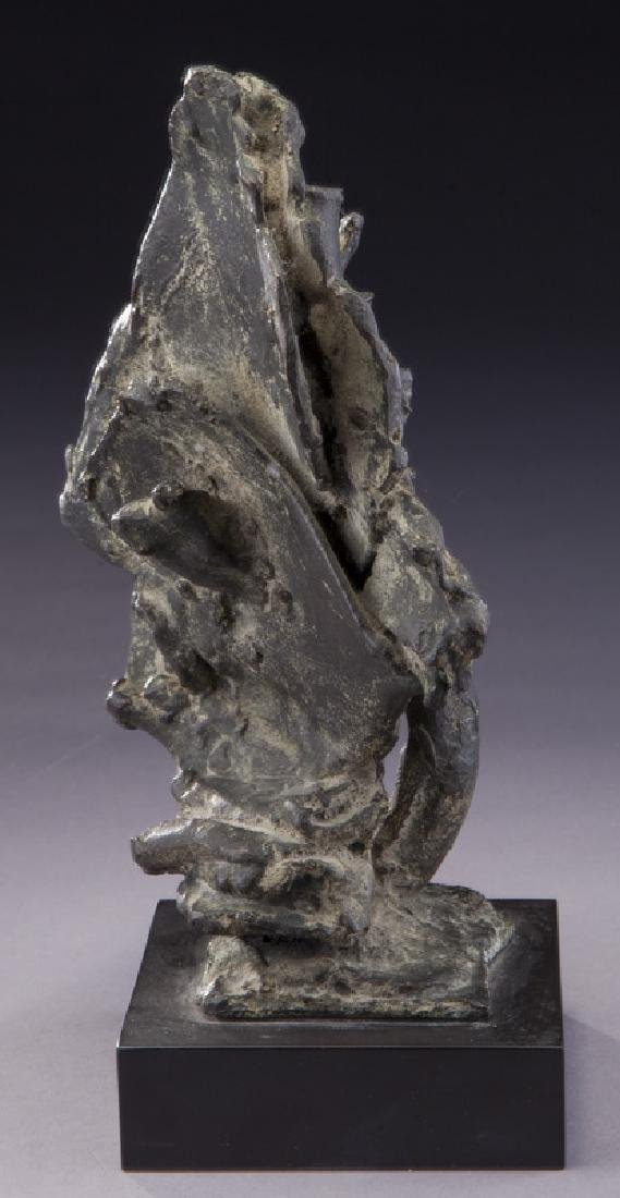 """Charles Umlauf """"Moses and the Universe (Study)"""" - 6"""