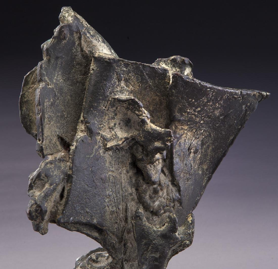 """Charles Umlauf """"Moses and the Universe (Study)"""" - 7"""