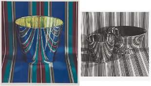 (2) Works by Jeanette Pasin Sloan.