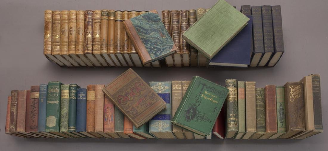 (62) Leather and cloth bound volumes - 2