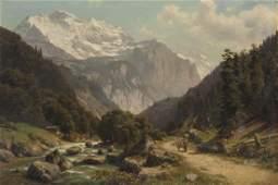 Joseph Jansen Untitled Mountainous