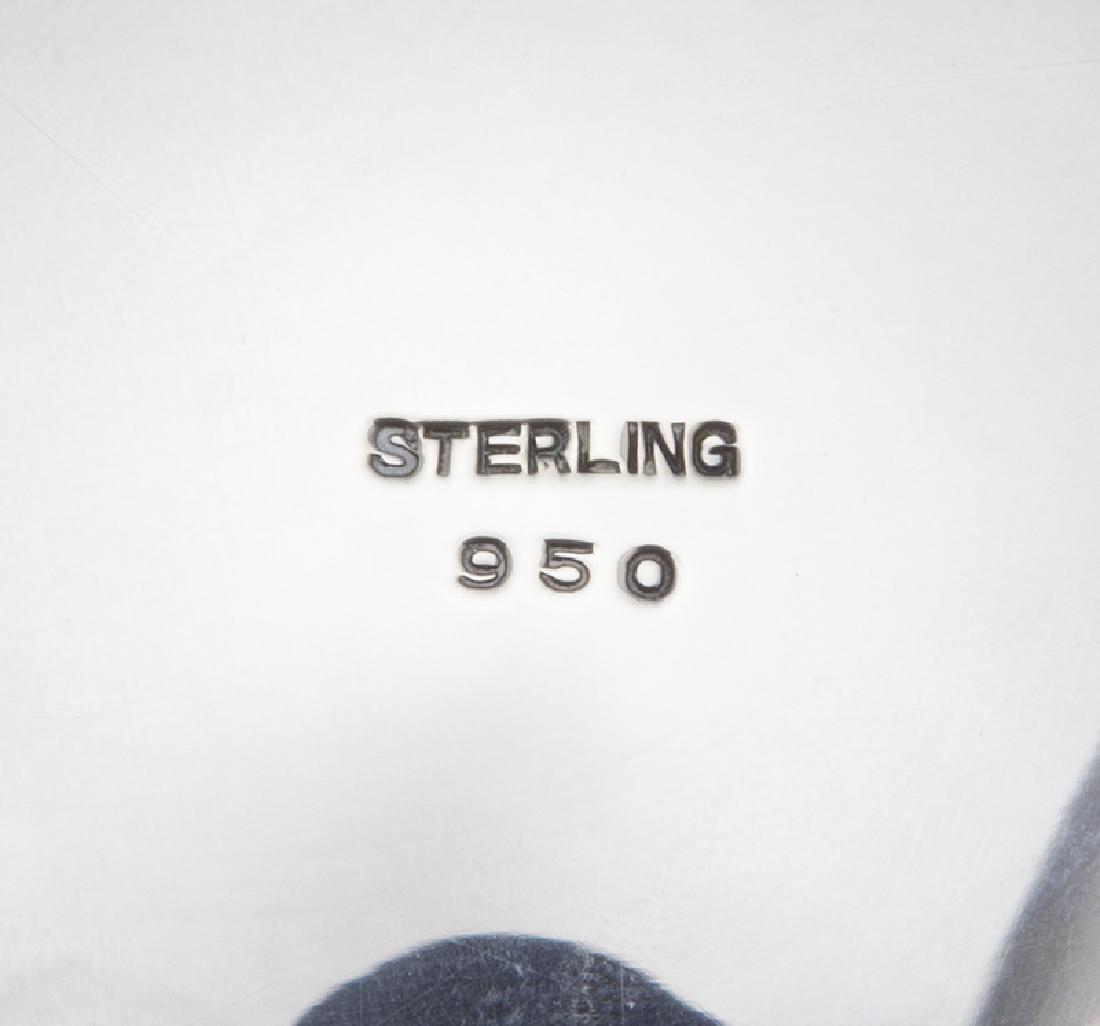 (4) Pc. Sterling coffee & tea service - 10