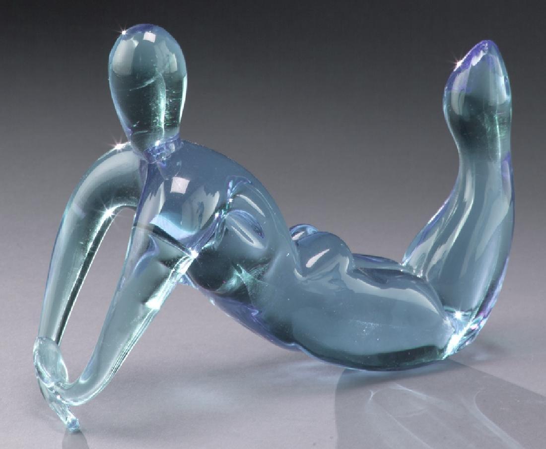 Andrea Tagliapietra dual nude sculpture - 3