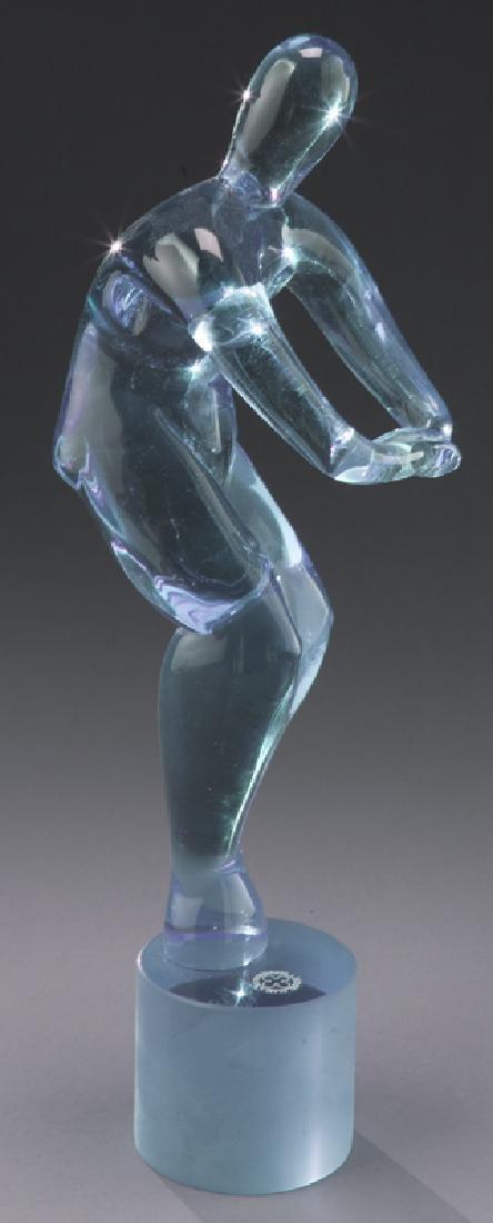 Andrea Tagliapietra dual nude sculpture - 6