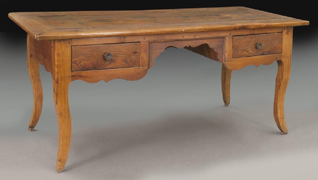 18th Century French provincial writing table