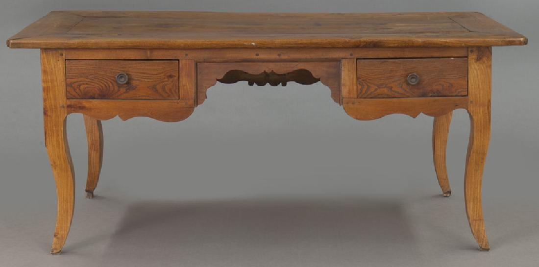 18th Century French provincial writing table - 2