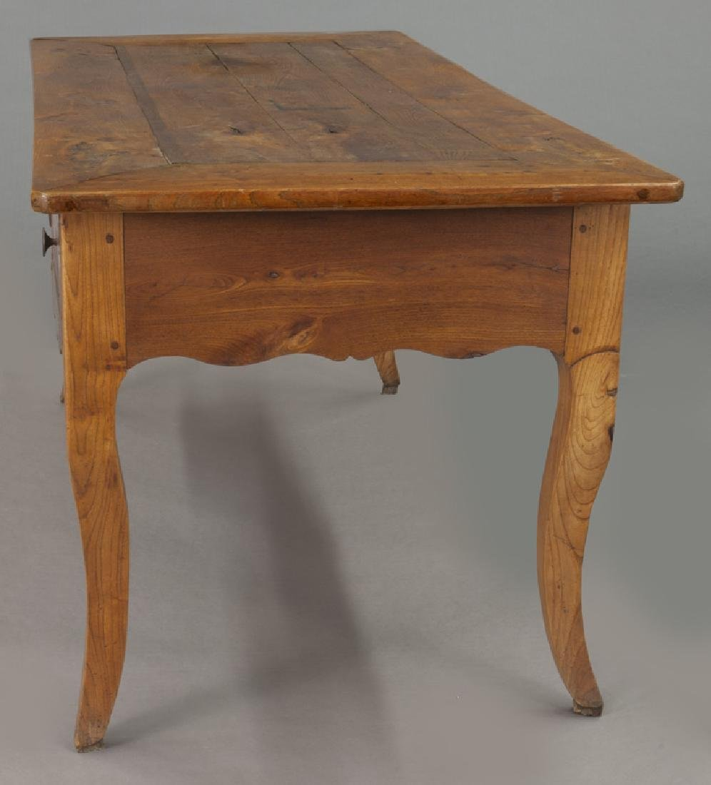 18th Century French provincial writing table - 3