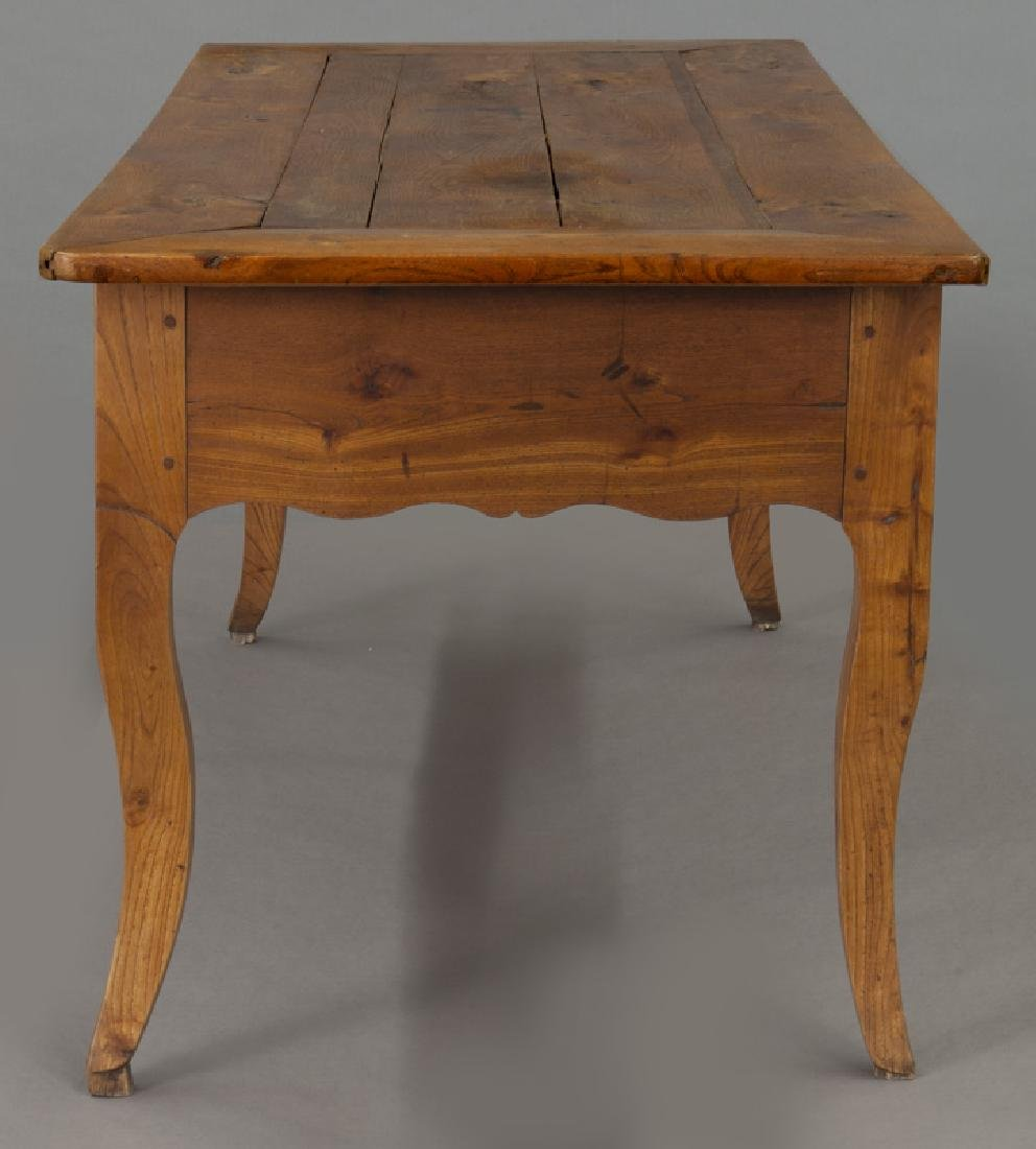 18th Century French provincial writing table - 5