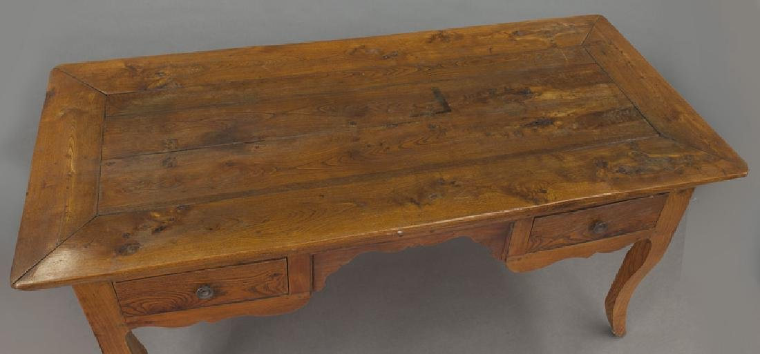 18th Century French provincial writing table - 6