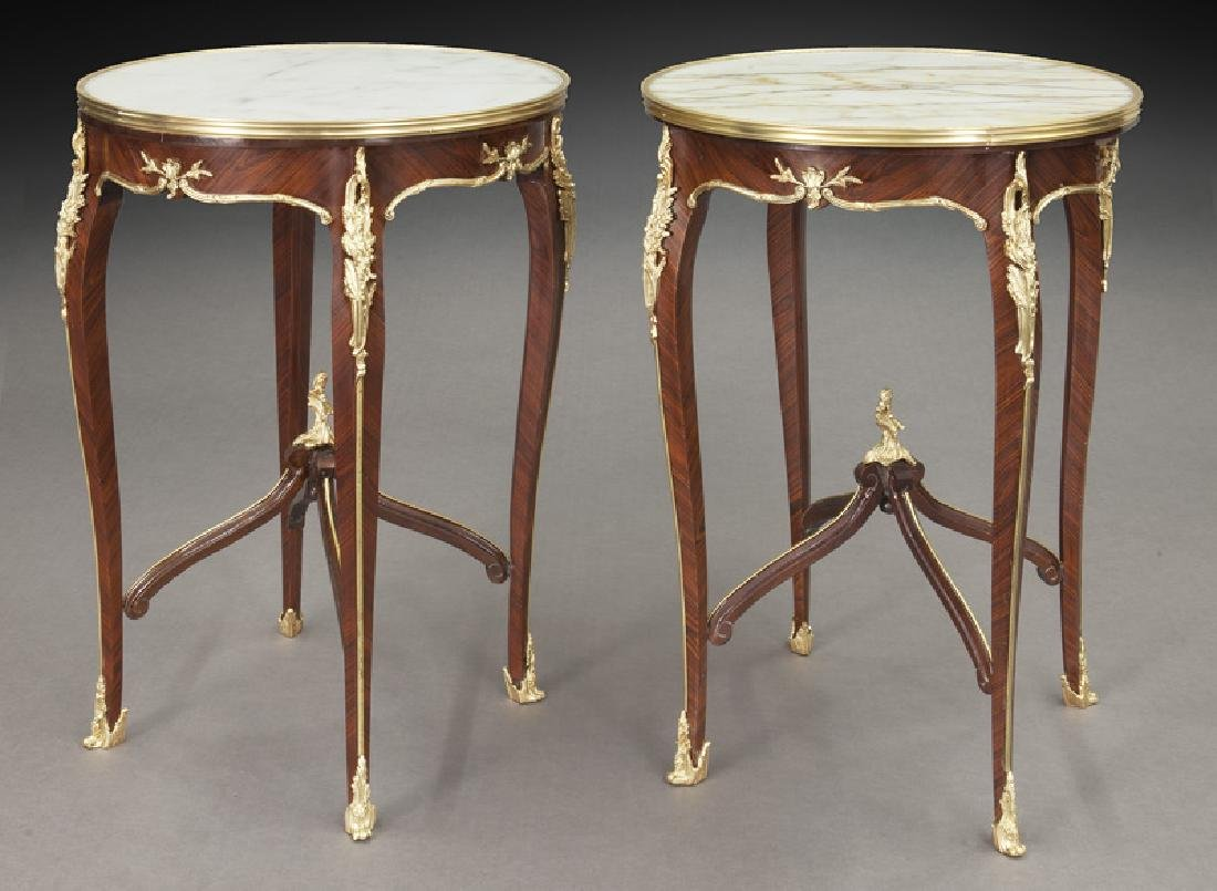 Pr. French Louis XV style table,