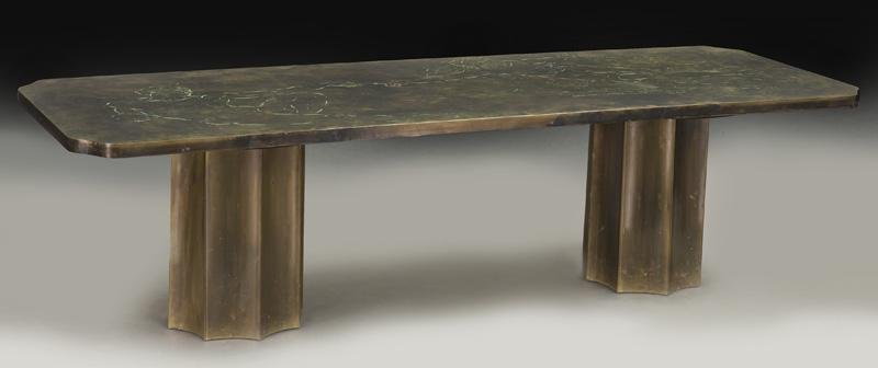 Philip & Kelvin LaVerne coffee table