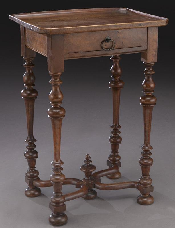 French side table,