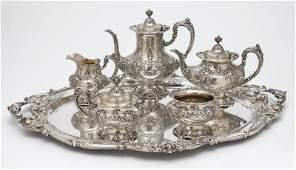 (6) Pcs. Reed & Barton Francis I sterling silver