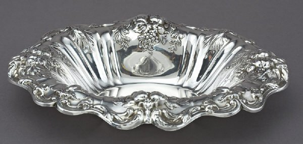 12: Reed and Barton Francis I sterling silver bowl
