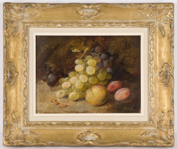 8: Vincent Clare oil painting on canvas,