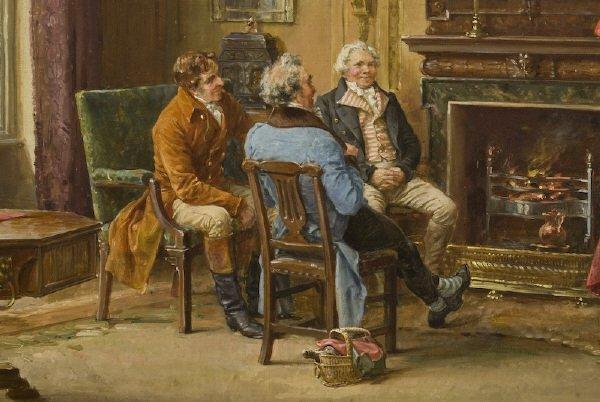 174: Margaret Dovaston oil painting on canvas, - 2