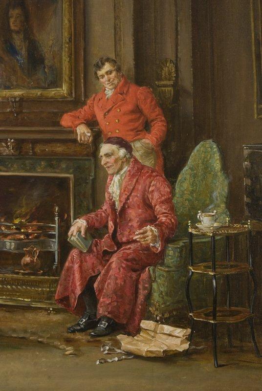 174: Margaret Dovaston oil painting on canvas, - 3