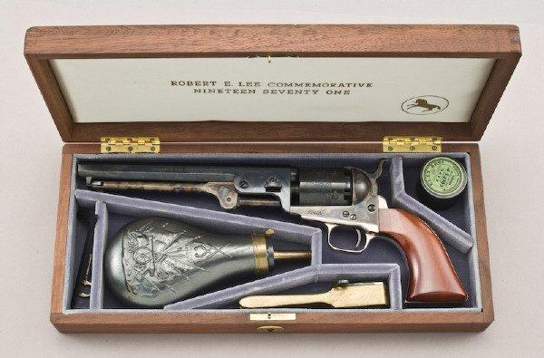 12: Colt Robert E. Lee Commemorative 1851 Navy
