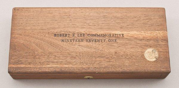 12: Colt Robert E. Lee Commemorative 1851 Navy - 2