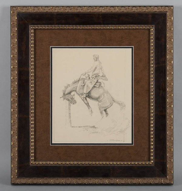 2: Harold Dow Bugbee (Am. 1900-1963), lithograph