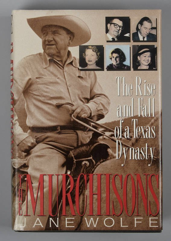 """7: Book by Jane Wolfe, """"The Murchisons,"""