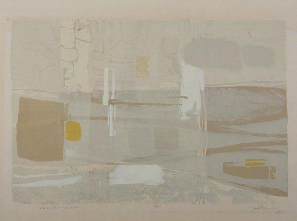 11: Janice Hamm, serigraph