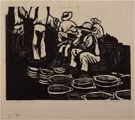 37 Jessiejo Eckford Am 18951941 woodcut