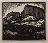 39 Jessiejo Eckford Am 18951941 woodcut