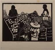 40 Jessiejo Eckford Am 18951941 woodcut