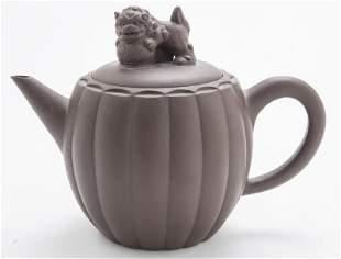 Chinese Republic Yixing teapot,