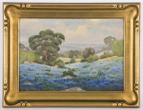 5: Wesley Frederick Jarvis oil painting on canvas,