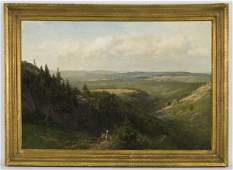 197: Wilhelm Julius August Nabert oil painting