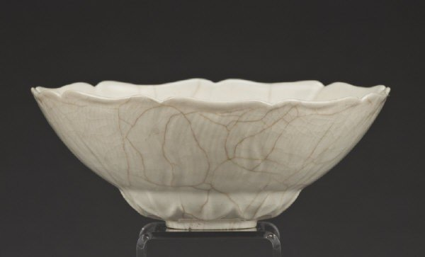 7: Chinese Song dynasty Qing Bai porcelain bowl in